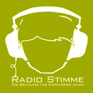 "Logo ""Radio Stimme"""