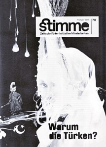 Cover der STIMME 78