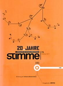 Cover der STIMME 79