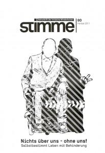 Cover der STIMME 80