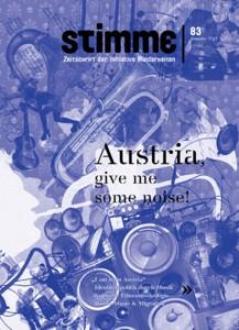 Cover der STIMME 83