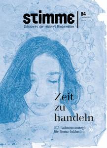 Cover der STIMME 84