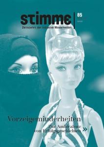Cover der STIMME 85