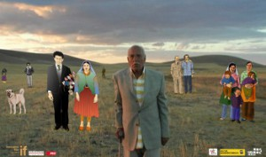 """""""Gurbet - In der Fremde"""", Regie: Kenan Kilic"""