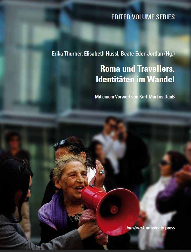 Buchpräsentation mit Lesung: Roma und Travellers