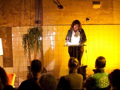 Nachhören: Lesung aus Werken von Mariella Mehr