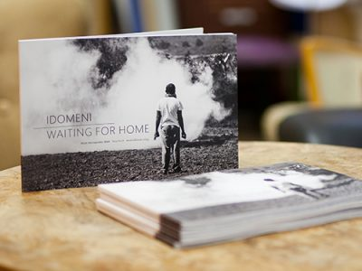 Idomeni – Waiting for Home